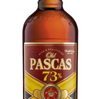 Old Pascas Dark Rum 73% 0,7l