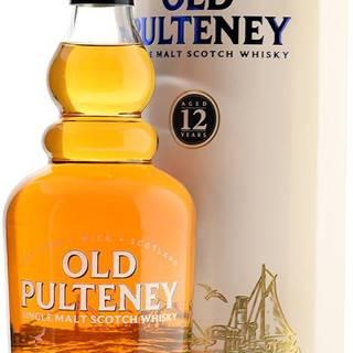 Old Pulteney 12 ročná 40% 0,7l