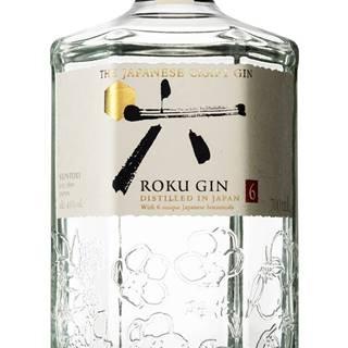 Roku Japanese Craft Gin 43% 0,7l