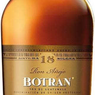Ron Botran Anejo 18 Solera 40% 0,7l