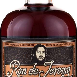 Ron de Jeremy Spiced Hardcore Edition 47% 0,7l