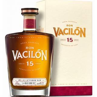 Ron Vacilón 15 ročný 40% 0,7l