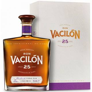 Ron Vacilón 25 ročný 40% 0,7l