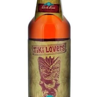 Tiki Lovers Dark Rum 57% 0,7l