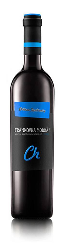 Château Topoľčianky Chateau Topoľčianky Chateau Noir Frankovka modrá 12,5% 0,75l
