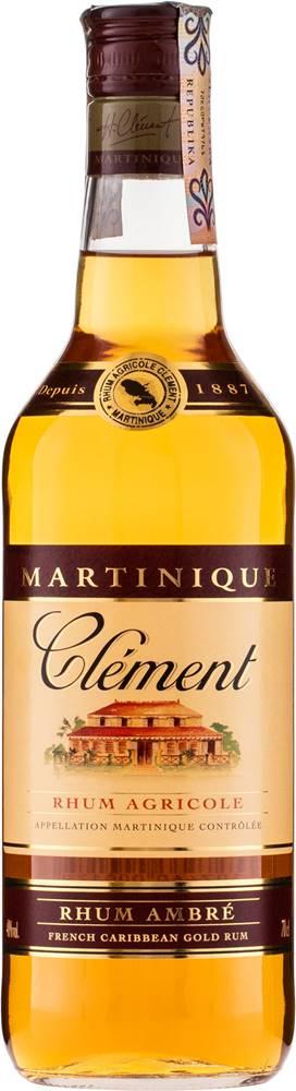 Clément Clément Rhum Ambre 40% 0,7l