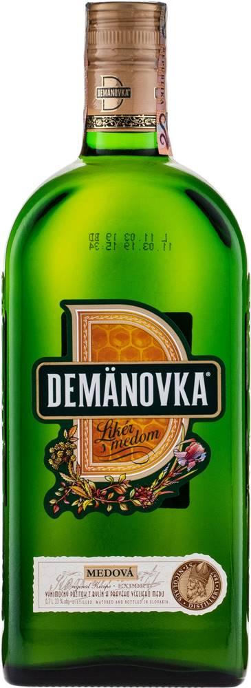 Demänovka Demänovka Likér s medom 33% 0,7l
