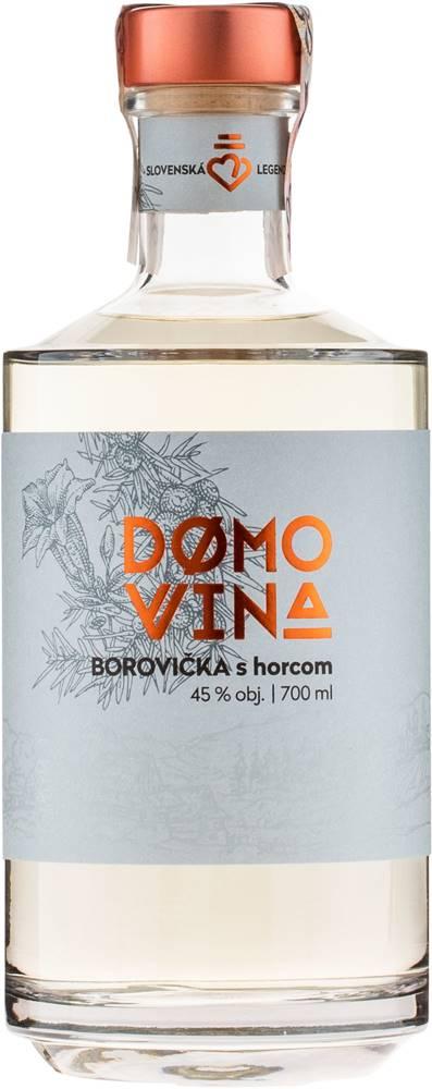 Domovina Domovina Borovička s Horcom 45% 0,7l