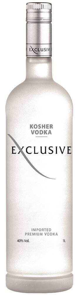 Exclusive Exclusive Kosher Vodka 1l 40%