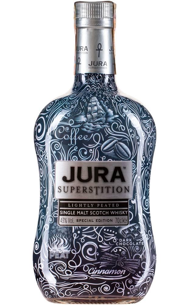 Isle of Jura Isle of Jura Superstition 43% 0,7l