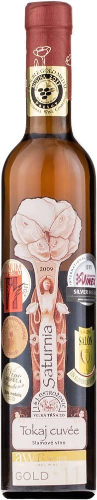 Ostrožovič J&J Ostrožovič Tokaj Cuvée Saturnia 9% 0,375l