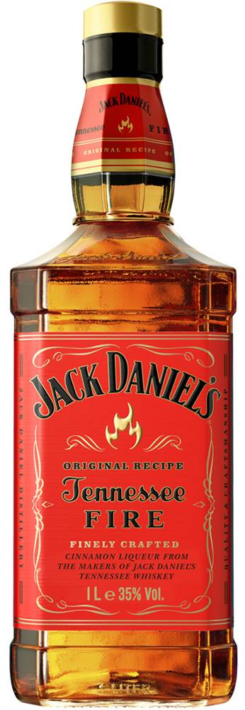 Jack Daniels Jack Daniel's Fire 1l 35%