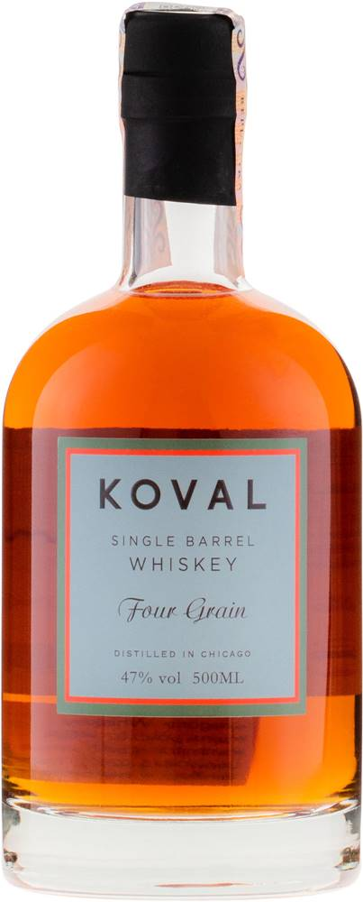 Koval Koval Four Grain Whiskey 0,5l 47%