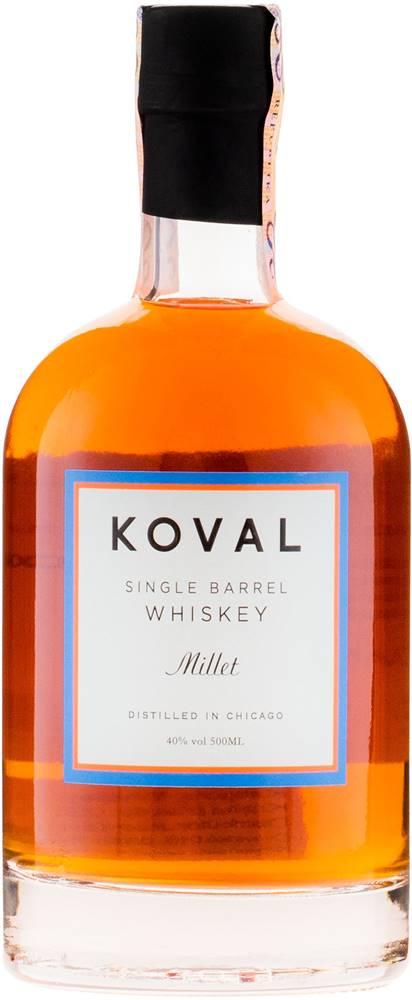 Koval Koval Millet Whiskey 0,5l 40%