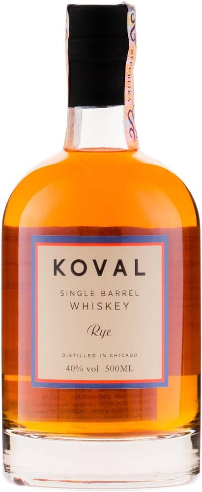 Koval Koval Rye Whiskey 0,5l 40%