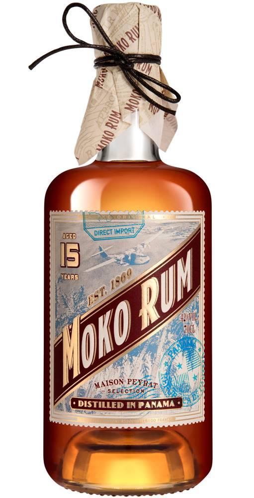 Moko Rum Moko Rum 15 ročný 42% 0,7l