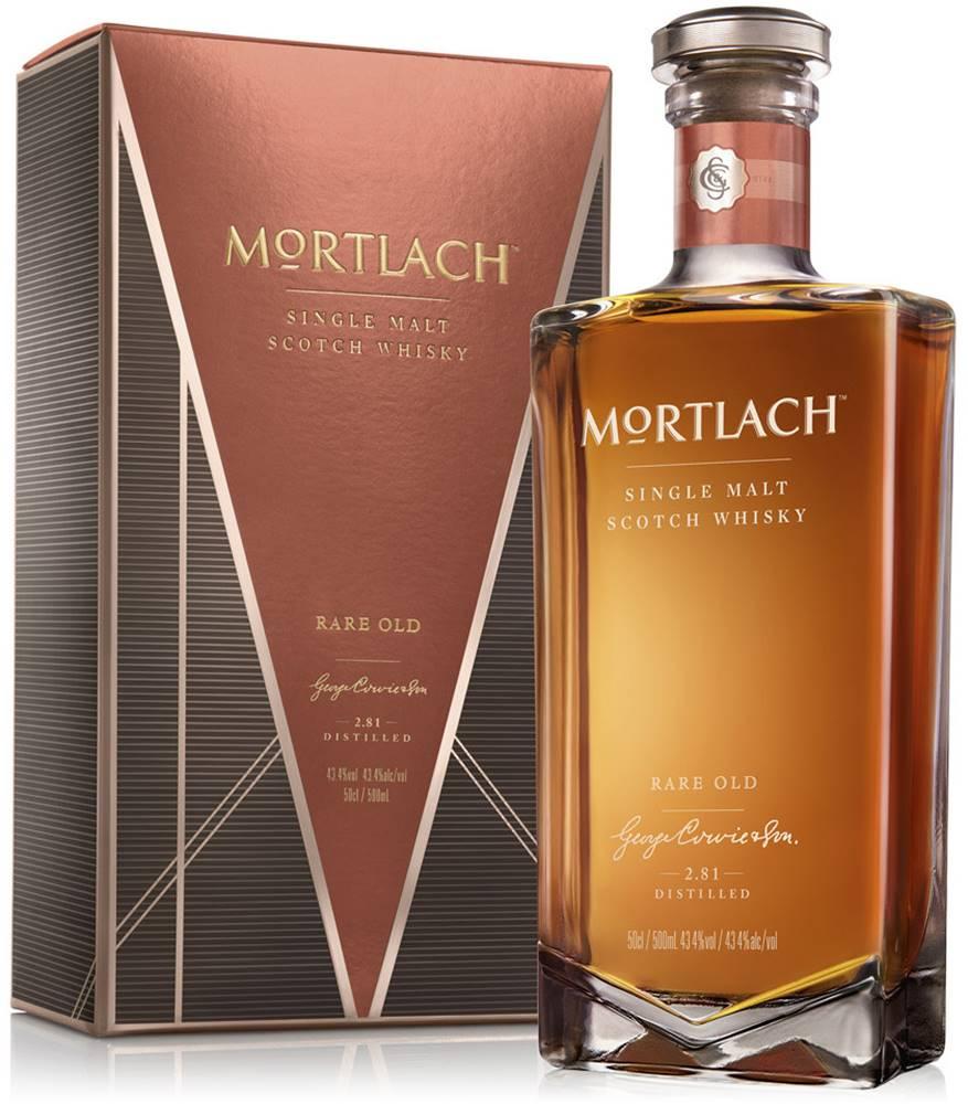 Mortlach Mortlach Rare Old 43,4% 0,5l
