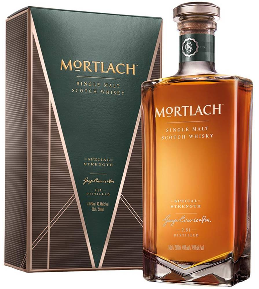 Mortlach Mortlach Special Strength 49% 0,5l