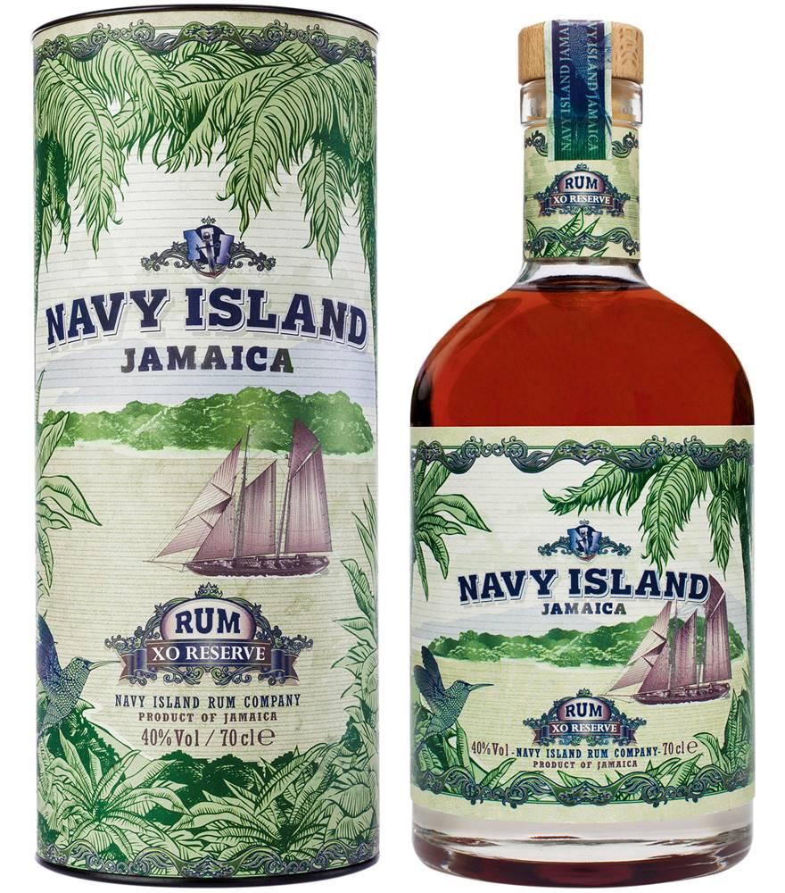 Navy Island Navy Island XO Reserve 40% 0,7l