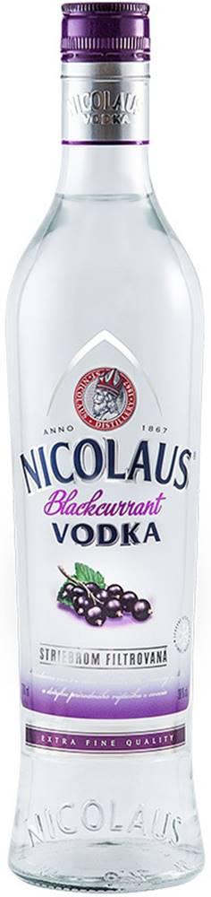 Nicolaus Nicolaus Blackcurrant Vodka 38% 0,7l