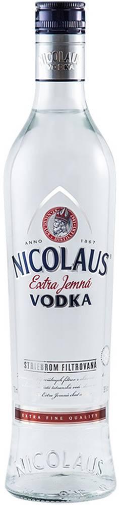 Nicolaus Nicolaus Vodka Extra Jemná 38% 0,7l