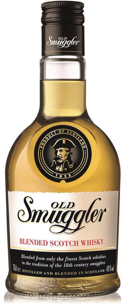 Old Smuggler Old Smuggler 40% 0,7l