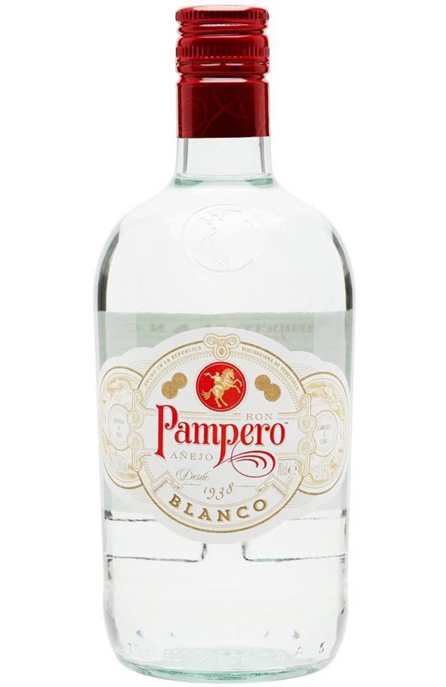 Pampero Pampero Blanco 37,5% 0,7l