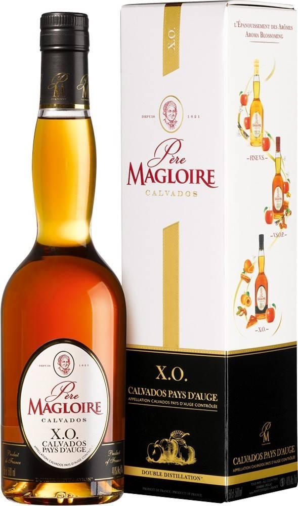 Pére Magloire Pére Magloire XO 0,5l 40%