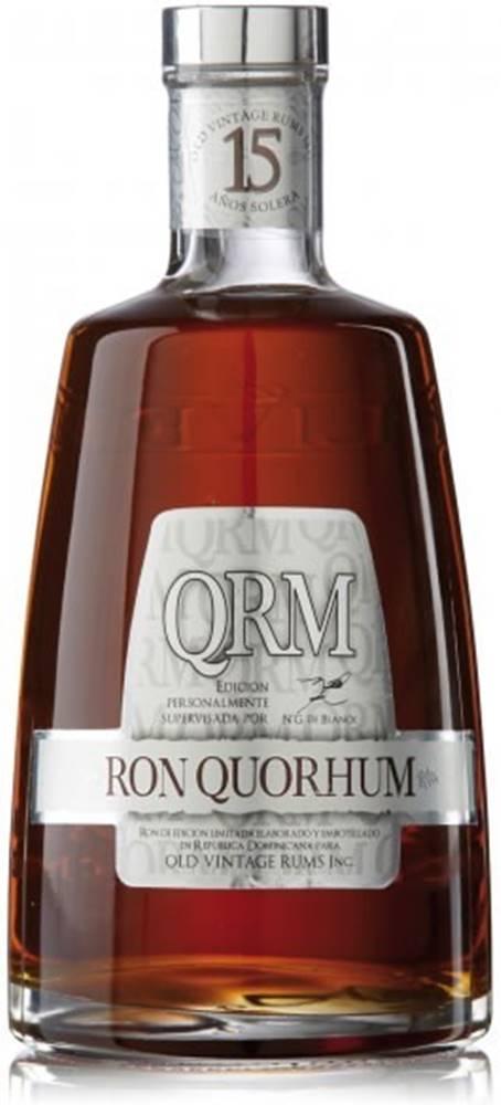 Ron Quorhum Ron Quorhum 15 ročný 40% 0,7l