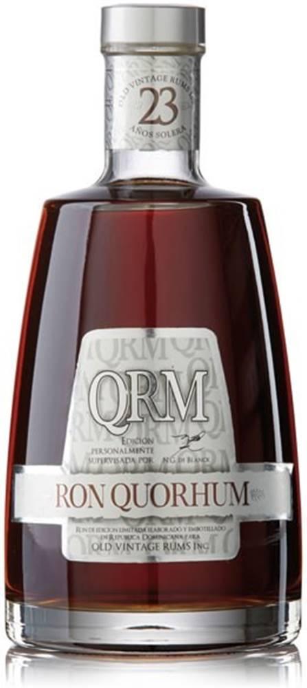 Ron Quorhum Ron Quorhum 23 ročný 40% 0,7l