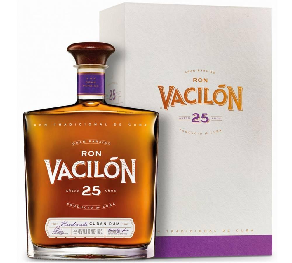 Ron Vacilón Ron Vacilón 25 ročný 40% 0,7l