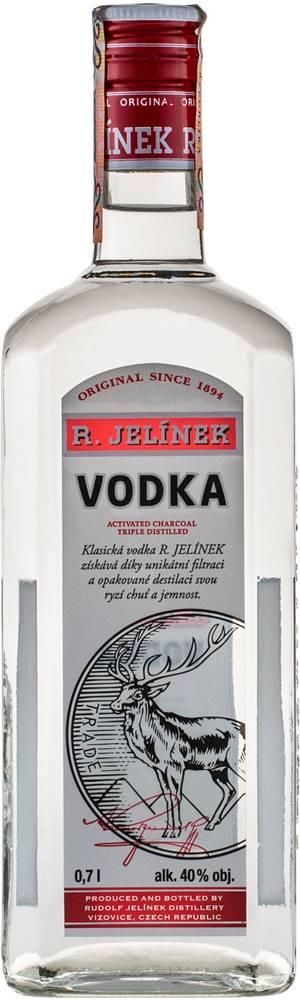 Rudolf Jelínek Rudolf Jelínek Vodka 40% 0,7l