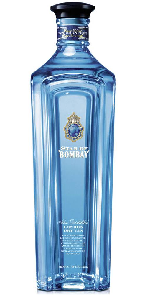 Bombay Sapphire Star of Bombay 47,5% 0,7l