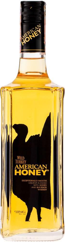 Wild Turkey Wild Turkey American Honey 35,5% 0,7l