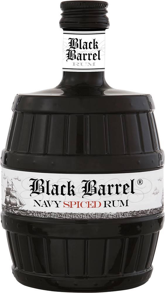 A.H.Riise A.H. Riise Black Barrel 40% 0,7l