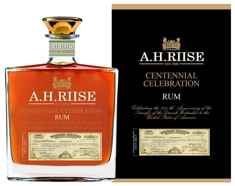 A.H.Riise A.H. Riise Centennial Celebration 45% 0,7l