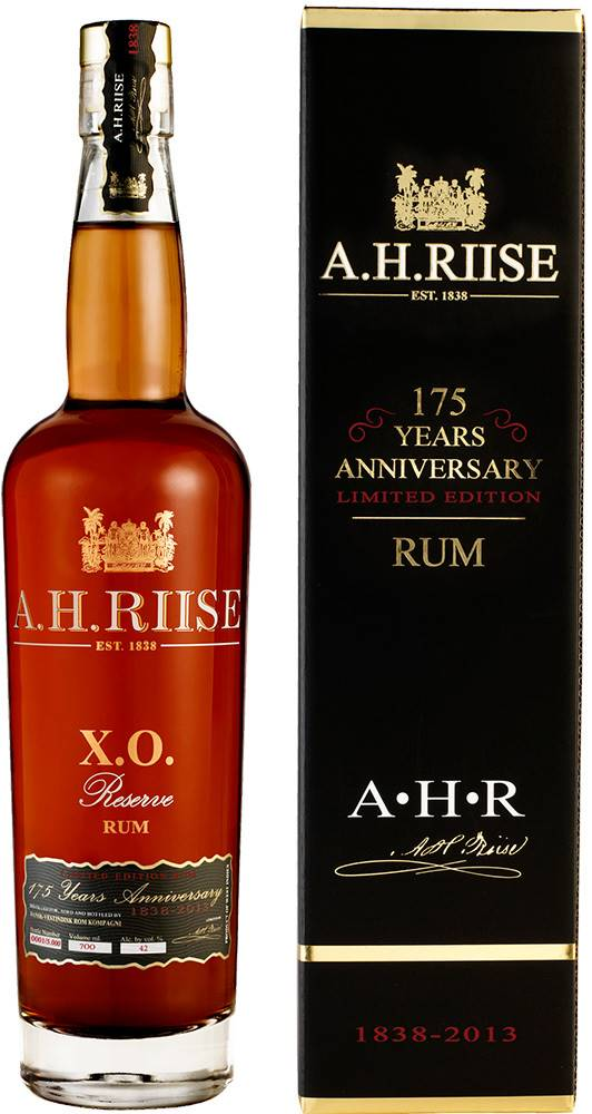 A.H.Riise A.H. Riise XO 175 Years Anniversary 42% 0,7l
