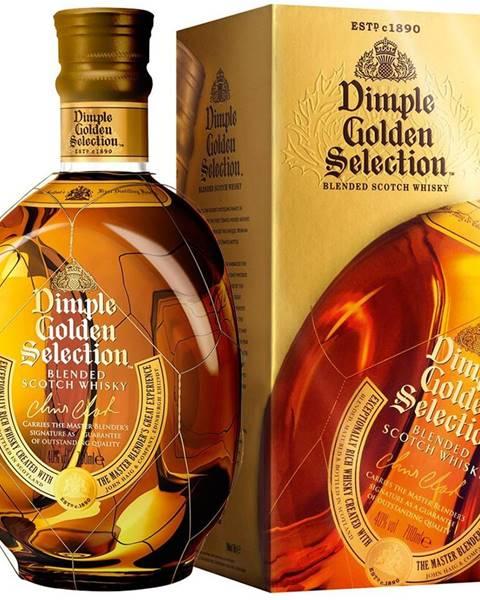 Dimple Dimple Golden Selection 40% 0,7l