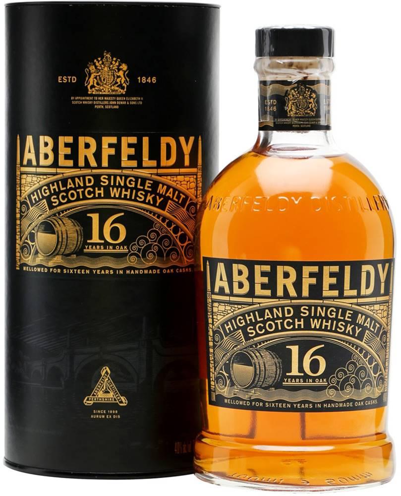 Aberfeldy Aberfeldy 16 ročná 40% 0,7l