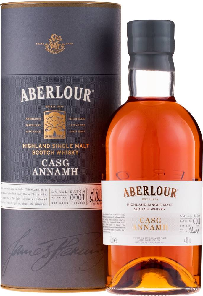 Aberlour Aberlour Casg Annamh 48% 0,7l