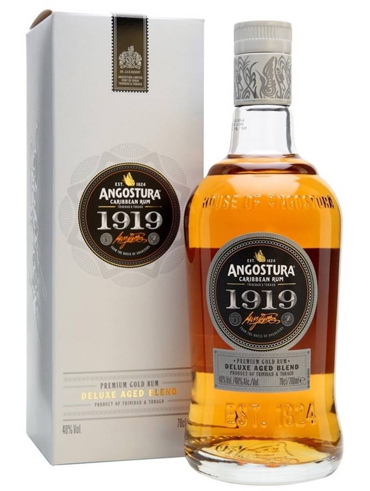 Angostura Angostura 1919 Deluxe Aged Blend 40% 0,7l