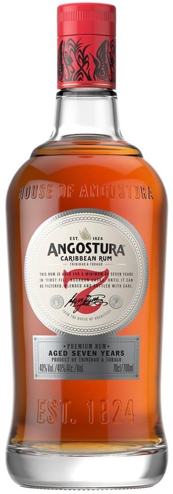 Angostura Angostura 7 ročný rum 40% 0,7l