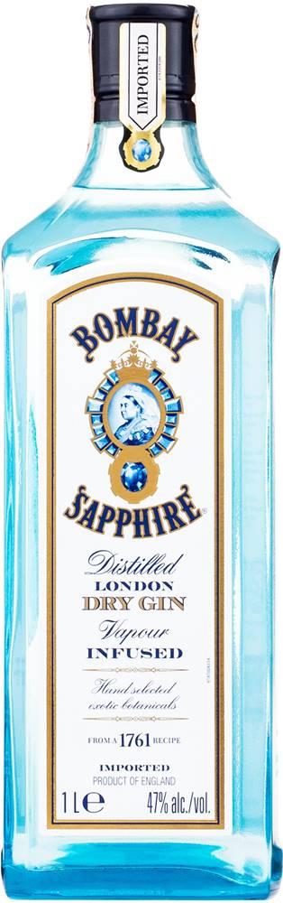 Bombay Sapphire Bombay Sapphire 1l 47%