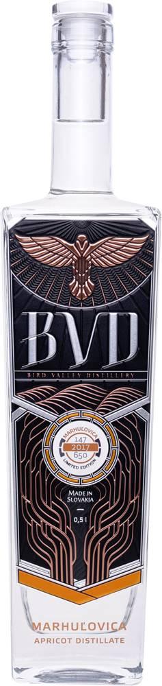BVD BVD Marhuľovica  45% 0,5l