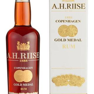 A.H. Riise 1888 Copenhagen Gold Medal 40% 0,7l