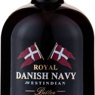 A.H. Riise Navy Westindian Bitter 0,5l 32%
