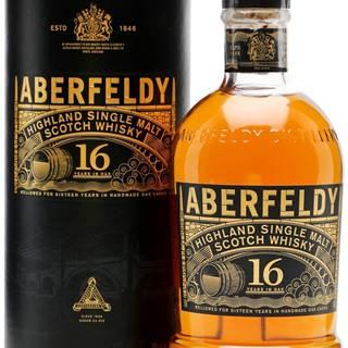 Aberfeldy 16 ročná 40% 0,7l