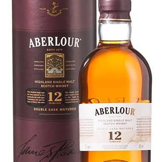 Aberlour 12 Ročná Double Cask Matured 40% 0,7l
