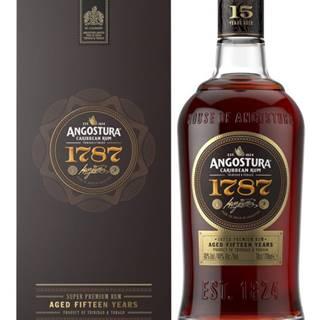 Angostura 1787 15 ročný rum 40% 0,7l