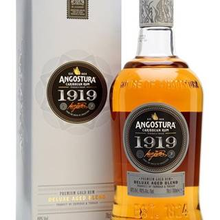 Angostura 1919 Deluxe Aged Blend 40% 0,7l